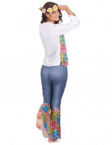 Hippie Kostüm für Frauen-2