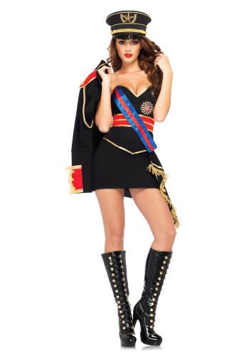 Kostüm Diktator für Frauen-1
