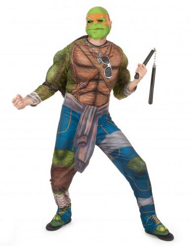 Michelangelo™-Kostüm aus Ninja Turtles™ für Erwachsene
