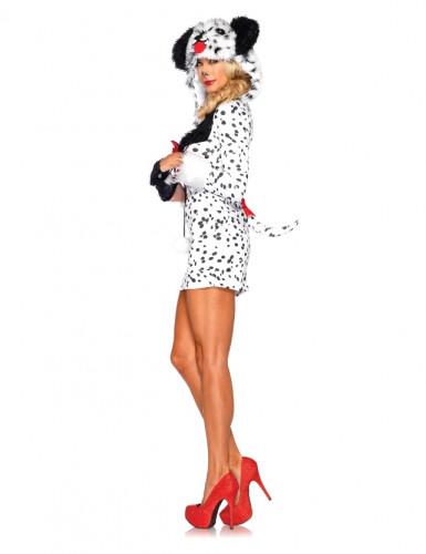 Süßes Dalmatiner-Kostüm für Damen-1