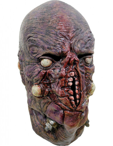 Frankenstein's Army™ Maske - Rasierklinge-Zähne