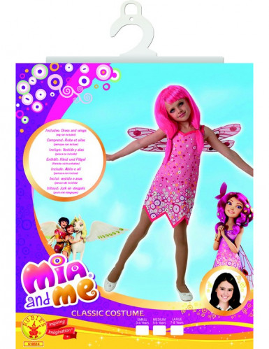 Klassisches Kostüm Mia und ich für Mädchen-1