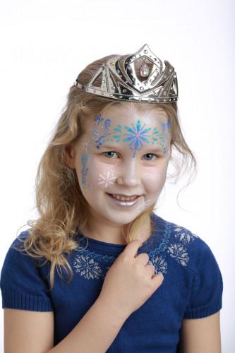 Make-up-Schablone Winter Prinzessin Grim'tout -1