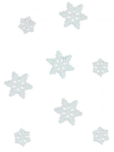 Schneeflocken-Konfetti - Die Eiskönigin™ weiss