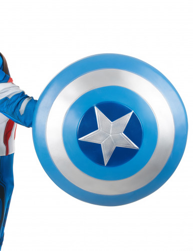 Schild Captain America  61 cm für Erwachsene-1