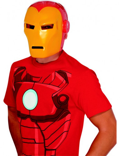 Iron Man™-Maske für Erwachsene