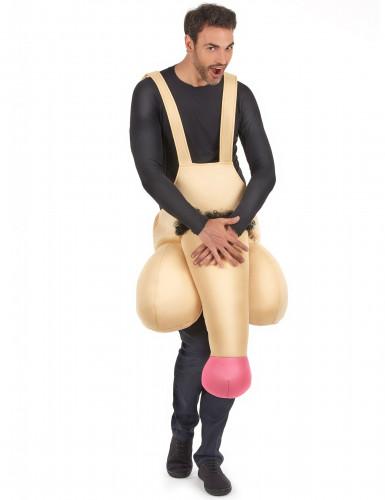 Lustiges Penis-Kostüm für Erwachsene
