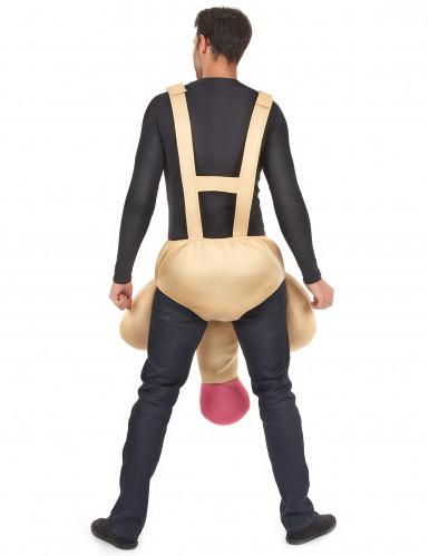 Lustiges Penis-Kostüm für Erwachsene-2