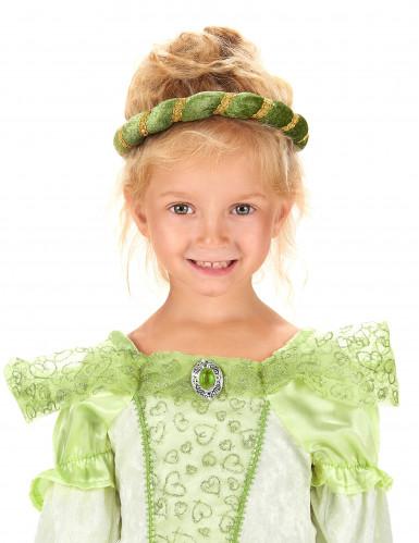 Mittelalterlicher Haarkranz für Mädchen-2