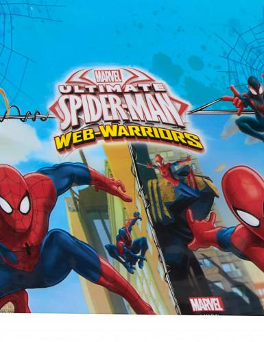 Plastiktischdecke Spiderman Web Warriors™-1