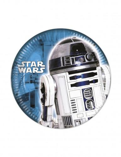 8 Star Wars™ Pappteller klein