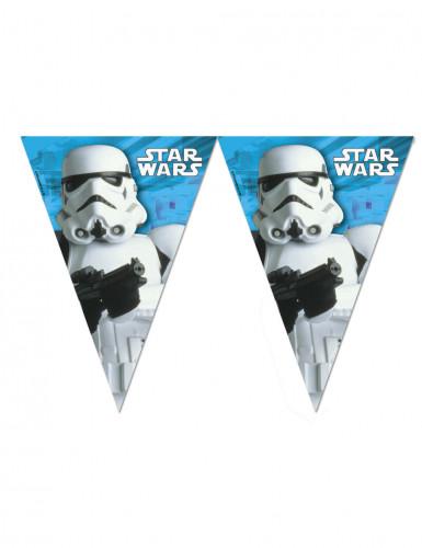 Wimpel-Girlande Star Wars Stormtrooper™