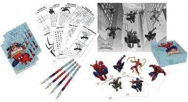 Spiderman™ Kindergeburtstag Geschenke-Set