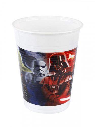 8 Star wars™ Plastikbecher-1