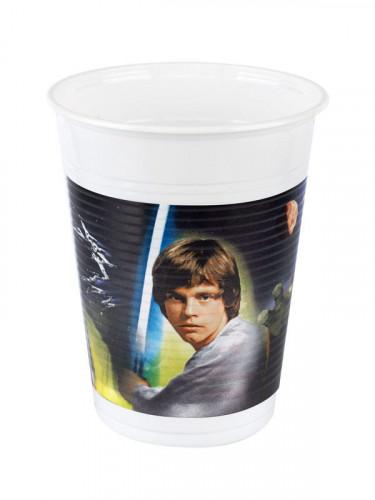 8 Star wars™ Plastikbecher-2