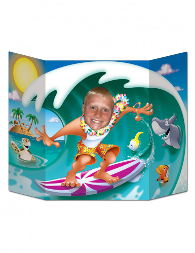 Surfer Fotowand
