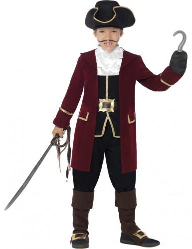 Piratenkapitän-Kostüm für Jungen
