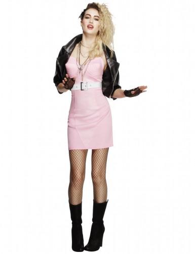 Diva-Verkleidung der 80er für die Frau