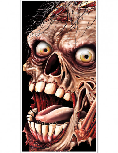 Zombie Türdekoration - Halloween