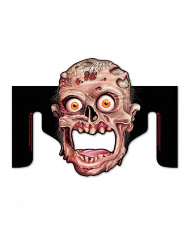 Halloween Dekoration Zombie für Toilettenpapierspender-1