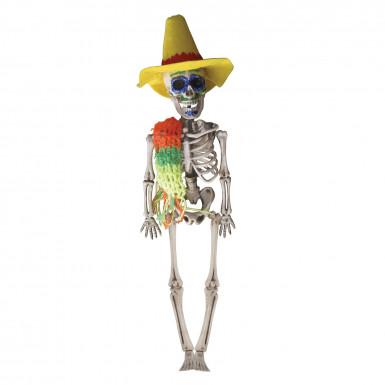 Männliches Skelett Dia de los Muertos