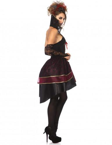 Vampir-Kostüm für Frauen-2
