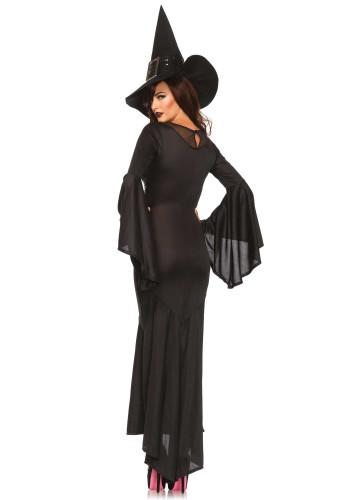 Hexen-Kostüm für Damen-2