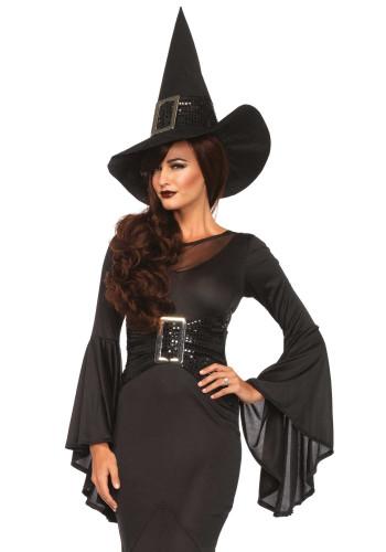 Hexen-Kostüm für Damen-1