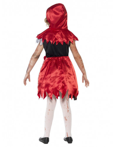 Zombiekostüm für Mädchen-1