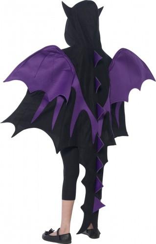 Fledermaus Kostüm für Kinder Halloween-1