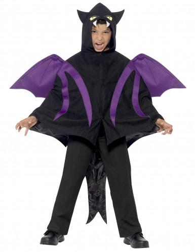 Fledermaus Kostüm für Kinder Halloween-2