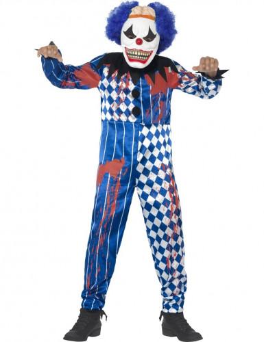 halloween clownskost m f r kinder kost me f r kinder und. Black Bedroom Furniture Sets. Home Design Ideas