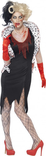 Halloween Zombie Kostüm Damen