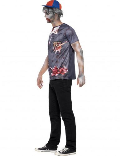 Halloweenkostüm Schuljungen-Zombie für Männer-1