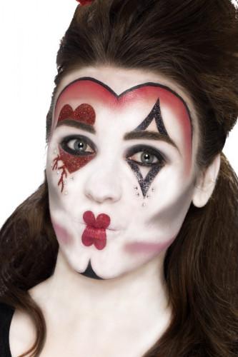 Herzkönigin Make-Up-Set