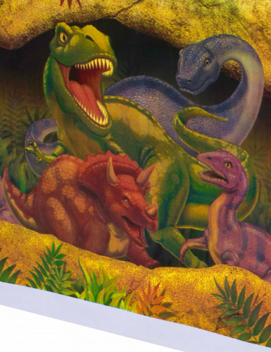 Dinosaurier-Tischdecke-1