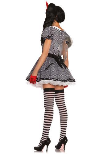Kostüm für Frauen Puppe-2