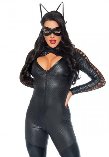 Kostüm Sexy Katze für Damen-1