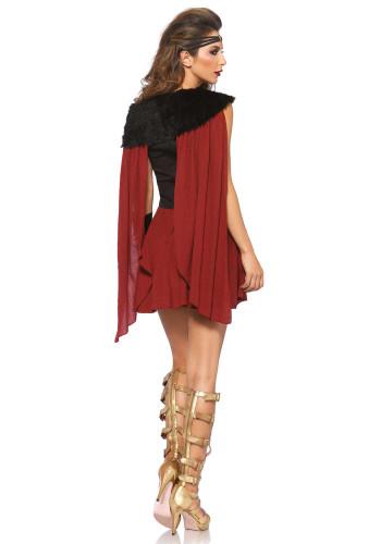 Kostüm Römische Kriegerin für Damen-2