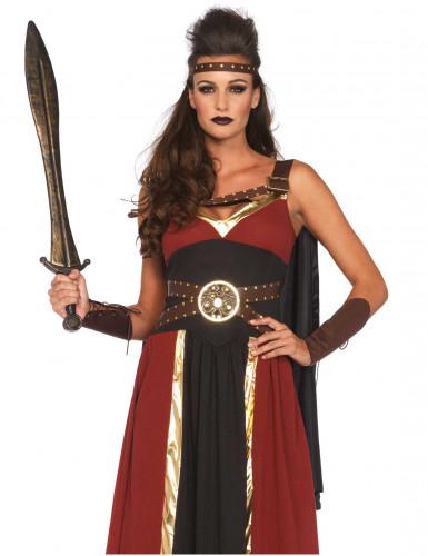 Verkleidung Römische Kriegerin für Frauen-1