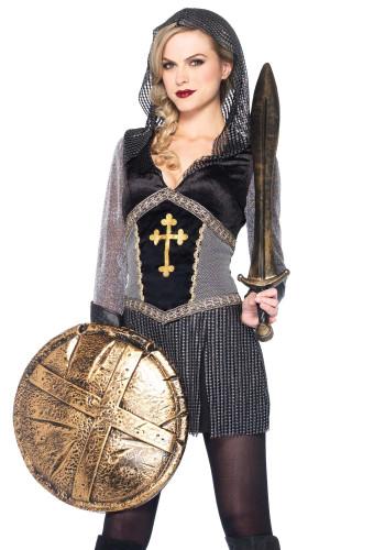 Ritter-Kostüm für Damen-1
