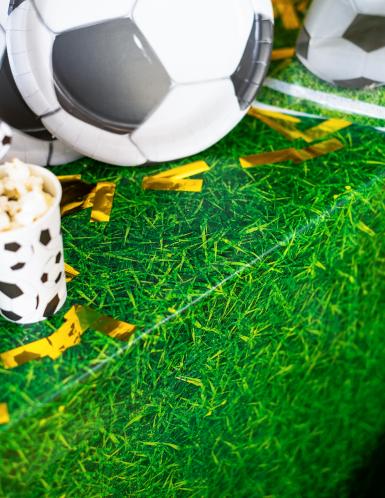 Grüne Gras Tischdecke-1