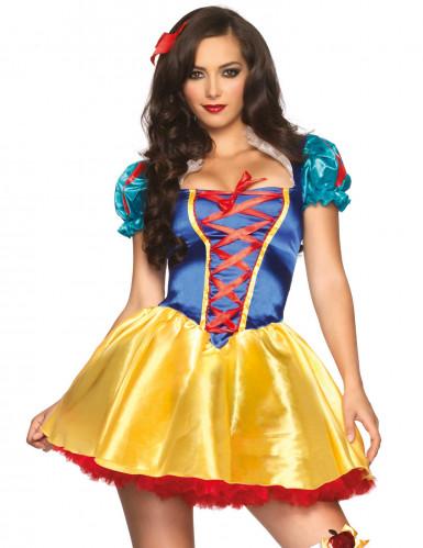 Märchen Prinzessin Kostüm für Frauen-1