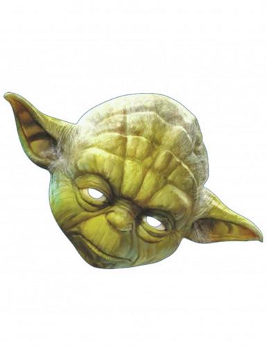 Yoda Maske aus Hartpappe - Star Wars VII™