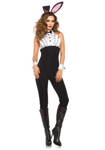 Sexy Bunny-Kostüm für Damen