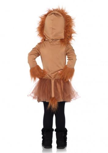 Löwen-Kostüm für Mädchen-2