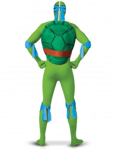 Leonardo Ninja Turtles™ Kostüm für Erwachsene - zweite Haut-1