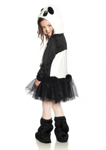 Panda-Kostüm für Mädchen-1