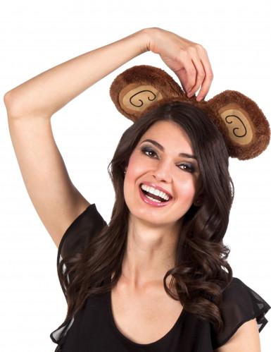 Affen Haarreifen für Erwachsene