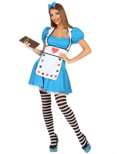 Kostüm als Träumerin des Märchenlandes